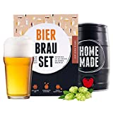 Coffret Cadeau, Kit Bière Artisanale maison 'Premium' | Kit bière BREWBARREL style IPA avec divers arômes de houblons | Brasse ta propre bière artisanale maison