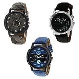 Relish Casual Analog Wrist Watch Combo -...