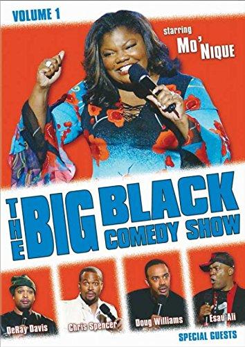 The Big Black Comedy Show Vol. 2 Movie Poster (27,94 x 43,18 cm)