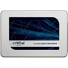 Crucial MX300 CT1050MX300SSD1 - Disco duro sólido interno SSD de 1 TB (SATA, 2.5 pulgadas)