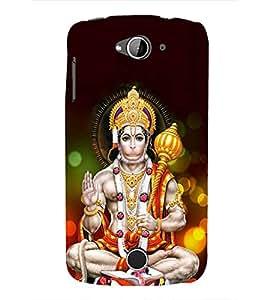 PrintVisa Lord Shri Hanuman Bala Ji 3D Hard Polycarbonate Designer Back Case Cover for Acer Liquid Z530 :: Acer Liquid Z530S