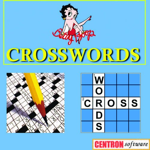 Betty Boop Crossword Puzzles (US Version)