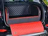 Auto Hundebett, Kofferraum Schutzdecke, Autoschondecke, auf Wunsch mit orthopädischer, viscoelastischer Füllung
