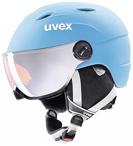 Uvex Kinder Visier Skihelm junior visor pro