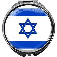 Pillendose/rund/Modell Leony/FLAGGE ISRAEL preisvergleich bei billige-tabletten.eu