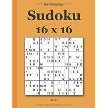Sudoku 16 x 16 Band 5