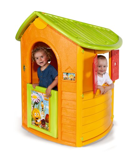Smoby 310252 - Biene Maja Cottage Spielhaus