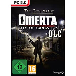 Omerta: City of Gangsters – The Con Artists (DLC)