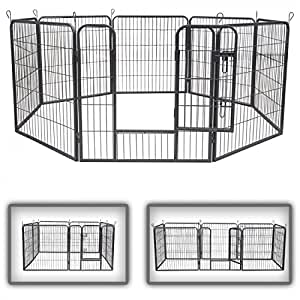 Zoomundo recinto per cani recinzione box cani conigli for Recinto per cani amazon