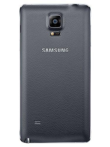Samsung Galaxy Note 4 - Smartphone libre Android pantalla 5 7 c mara 16 Mp 32 GB Quad-Core 2 7 GHz 3 GB RAM negro importado de Italia
