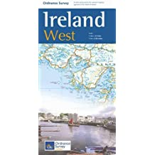 The Ireland Holiday Map - West (Irish - Maps, Atlases and Guides)