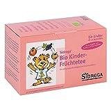 SIDROGA Bio Kinder-Früchtetee Filterbeutel 20 St Tee