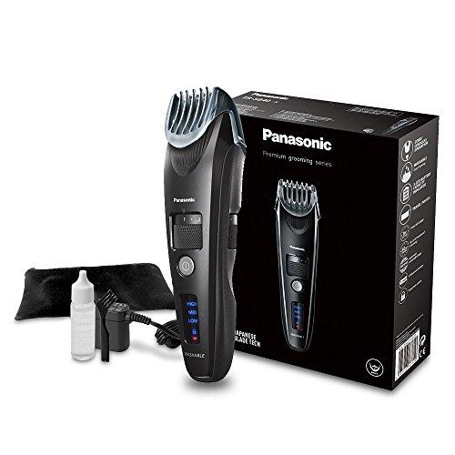 Panasonic Er-Sb40-K803 Regolabarba, Nero