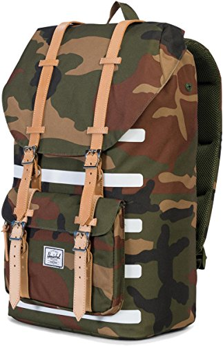 Herschel Supply Co. Men's Little America Backpack Camo