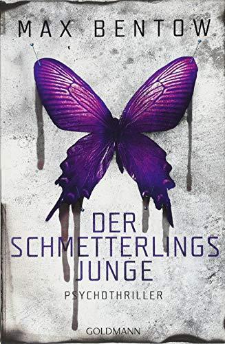 Buchcover Der Schmetterlingsjunge: Ein Fall für Nils Trojan 7 - Psychothriller