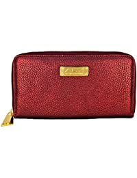 1c59f6b314 Portafoglio Donna Alviero Martini Bordeaux Wallet Woman Made In Italy