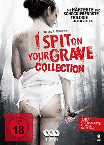 I Spit On Your Grave 1-3 (3 Disc-Set) (Horror Dvd Box-sets)