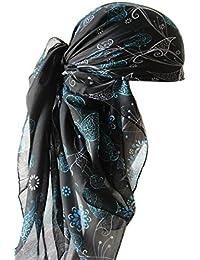 Foulards foulards carrés pour les femmes - 2 pour 15Eur