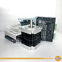 Act Motor GmbH 1Axis nema3434hs94565,6a 98mm 7,7N.M + 1pcs dm860+ Power upply