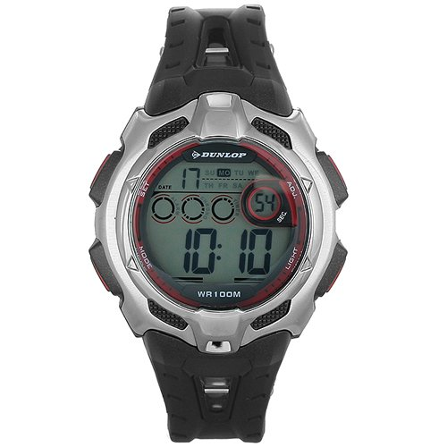Dunlop-Dunlop digitale quartz watch rete