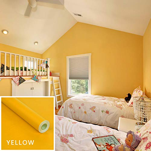 Amphia - Kind Farbe Glänzende Möbel Refurbished Aufkleber PVC Removable Wallpaper Home Deco -...