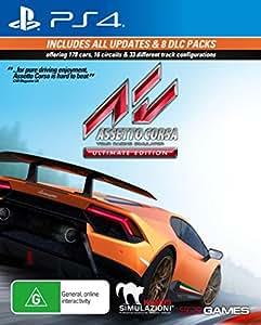 Assetto Corsa Ultimate Edition (PS4)