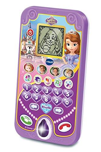 Vtech 80-156404 - Sofia's Smartphone Erstes Smartphone
