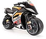 INJUSA - Moto Repsol a batería 6V XL para niños de 3 años con acelerador en el puño (6461)