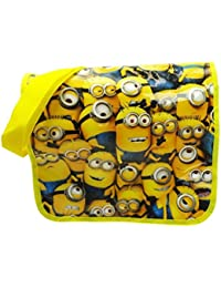 ab84a7caeb62 Minions School Bag Minions Despatch Bag Yellow (Yellow) MINIONS001002