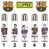 Clipper Joueurs Du Barca - 4