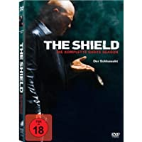 The Shield - Die komplette siebte Season [4 DVDs]
