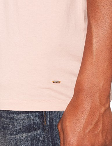 BOSS Casual Herren T-Shirt typer Rosa (Light/Pastel Pink 681)