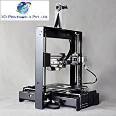 Wanhao duplicator i3 plus FDM 3D Printer - By 3D Print World