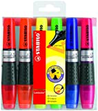 Textmarker - STABILO LUMINATOR - 6er Pack - mit 6 verschiedenen Farben