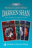 The Saga of Larten Crepsley 1-4 (Birth of a Killer; Ocean of Blood; Palace of the Damned; Brothers to the Death) (The Saga of Larten Crepsley) (English Edition)
