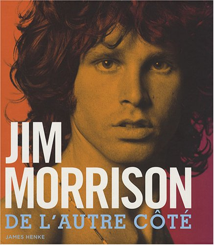 Jim Morrison : De l'autre côté (1CD audio)