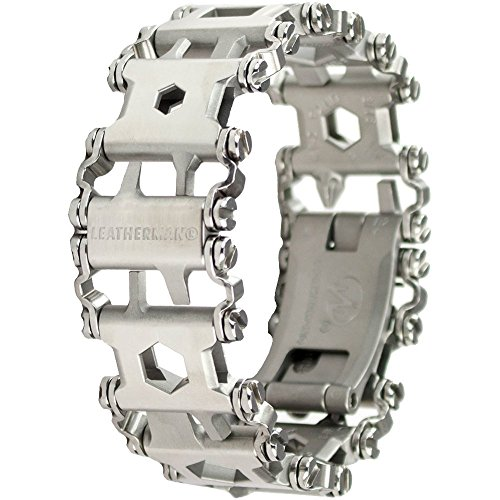 GeschenkIdeen.Haus - Leatherman Thread Werkzeug-Armband - Multitools am Handgelenk