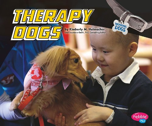 Therapy Dogs Hardcover