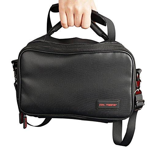 Coil Meister Vape Tasche PVC-Reisen Umhängetasche tragbare Tasche für Werkzeuge Universal-Tragetasche - 7