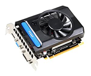 MSI N640-2GD3 Carte Graphique Nvidia Geforce GT 640 900 MHz 2048 Mo
