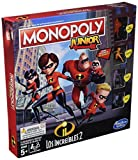 Monopoly- Junior Increibles (Hasbro E1781105)