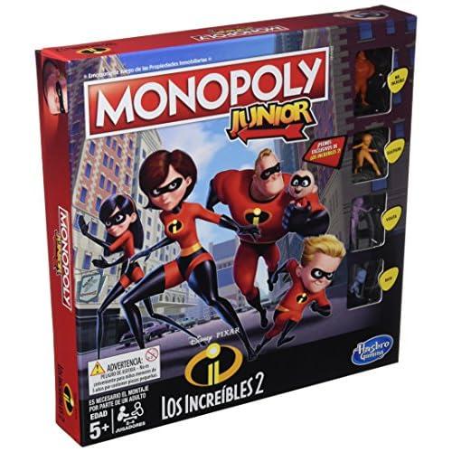 Monopoly- Junior Increibles (Hasbro E1781105) 11