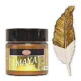 Viva Decor Maya Gold -Bronze- 45ml Metallglanz Farbe, Metallic Effekt