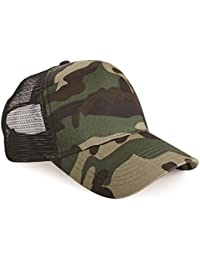 Beechfield Casquette Snapback Casquette camouflage