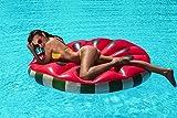 COLCHÓN INFLABLE SANDÍA o accesorio de verano fantástico que llamará la atención de cualquier veraneante #3515