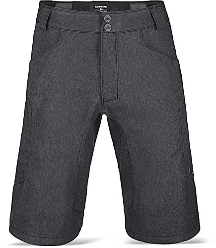 DAKINE Herren kurze Hose Ridge Shorts without Liner, Black Pirate, 30, 8555210 (Liner Kurze Hose)