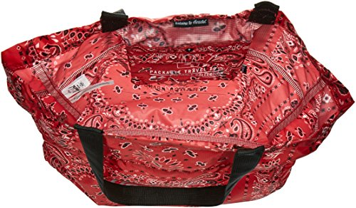 Herschel Casual Daypack (), Sac Adulte Mixte Red Bandana