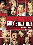 Grey´s Anatomy - Die komplette Staffel/Season 4 [5DVD] Import