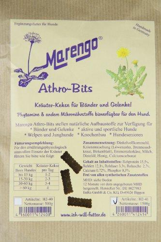 Marengo Hunde Snack Athro – Bits, 1er Pack (1 x 1.5 kg) - 4