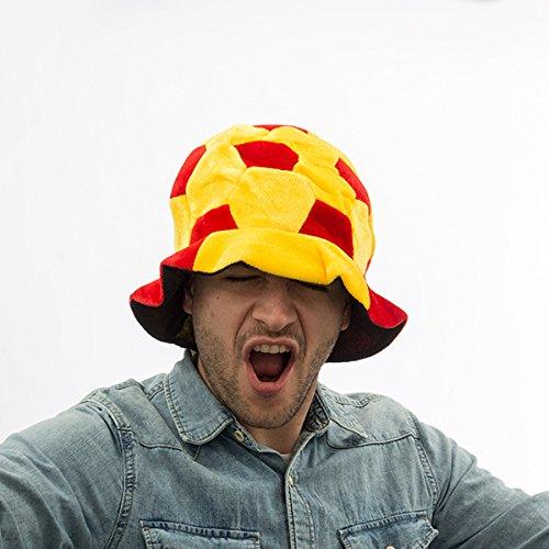 Th3Party sombrero Balón de fútbol España